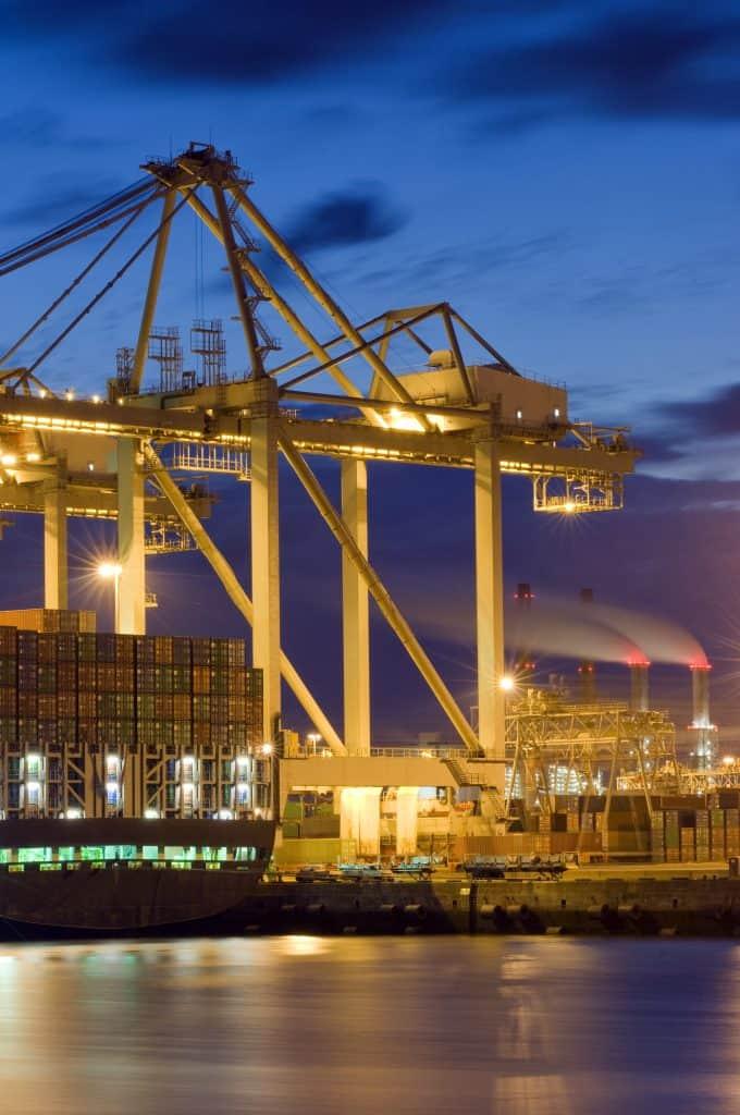 Seefracht-Export Ablauf